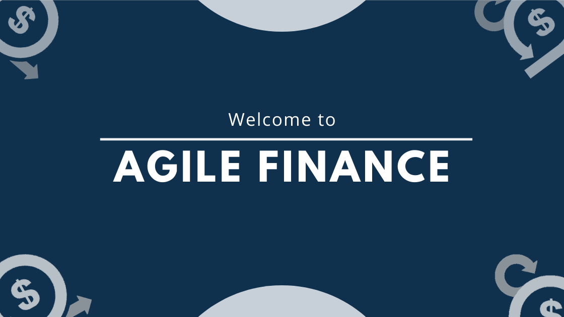 Welcome to Agile Finance