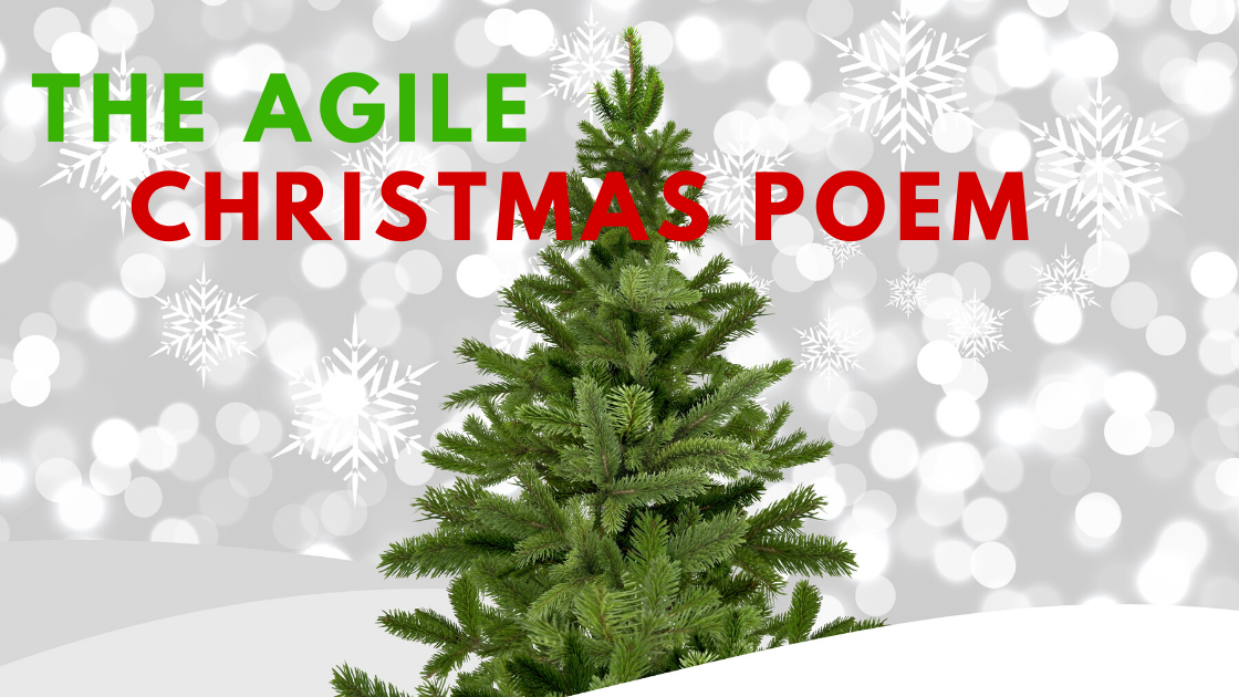 Agile Christmas Poem