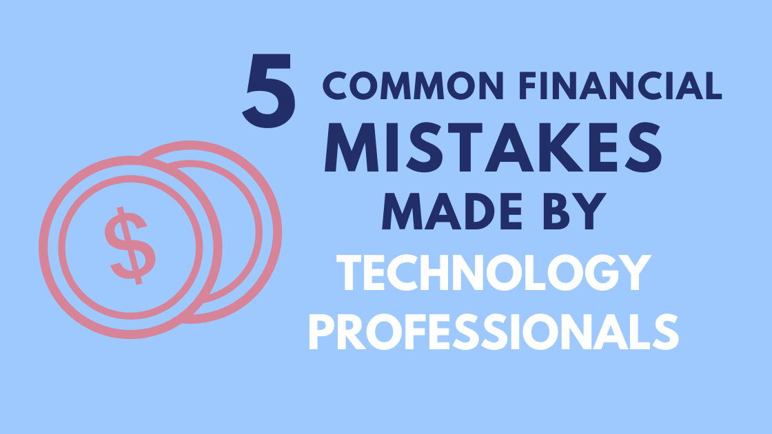 5 Common Financial Mistakes